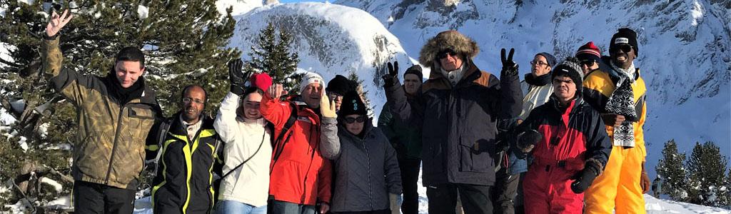 UDAPEI Savoie: Pralognan 2019