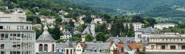 Paysage Chambéry 3