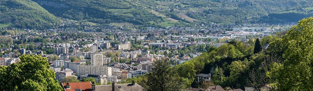 Paysage Chambéry 2